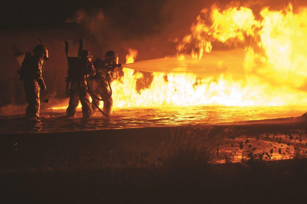 Fire Fighting Company in Dubai & Abu dhabi | McMaster